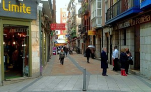 Calle del Arrabal en Santander 3