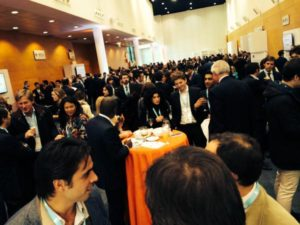 IEAlumniForum_Networking